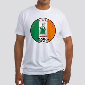 Young, St. Patrick's Day Fitted T-Shirt