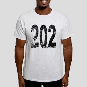 Washington DC Area Code 202 T-Shirt