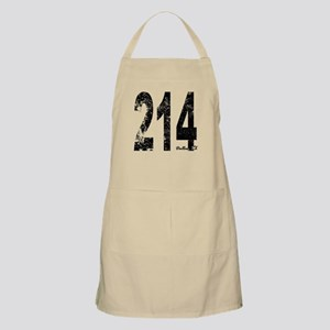 Dallas Area Code 214 Apron