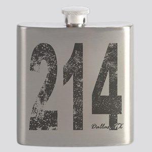 Dallas Area Code 214 Flask