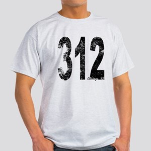 Chicago Area Code 312 T-Shirt