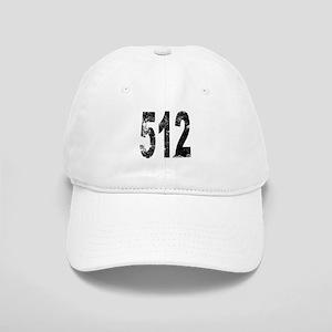 Austin Area Code 512 Baseball Cap