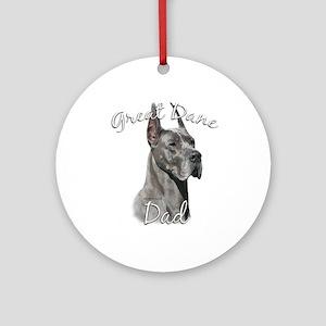 Dane Dad2 Ornament (Round)