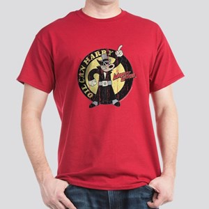 Vintage Oil Can Harry Dark T-Shirt