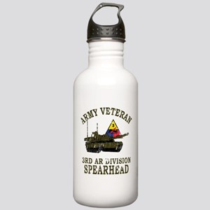 3rd AD Stainless Water Bottle 1.0L