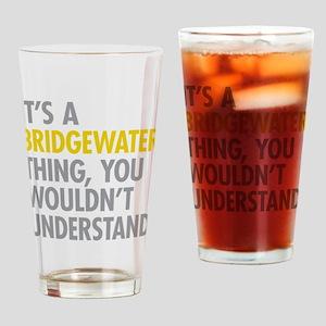Bridgewater Thing Drinking Glass
