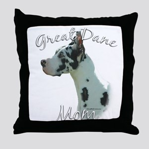 Dane Mom2 Throw Pillow