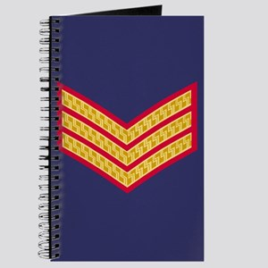 British Sergeant<BR> Personal Log Book 2