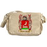 Mencotti Messenger Bag