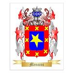 Menconi Small Poster