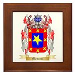 Menconi Framed Tile
