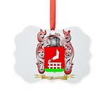 Menci Picture Ornament
