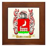 Menchino Framed Tile