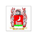 Menchi Square Sticker 3