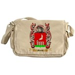 Menchi Messenger Bag
