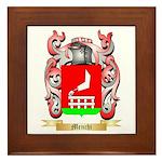 Menchi Framed Tile