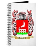 Menchetti Journal