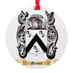Memon Round Ornament