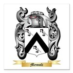 Memoli Square Car Magnet 3