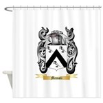 Memoli Shower Curtain