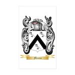 Memo Sticker (Rectangle 50 pk)