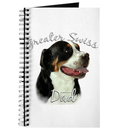 Swissy Dad2 Journal
