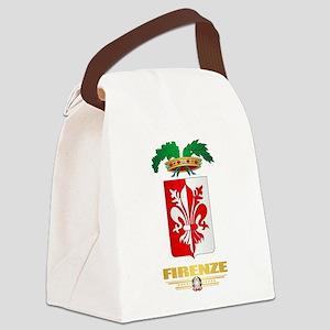 Firenze Canvas Lunch Bag