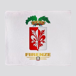 Firenze Throw Blanket