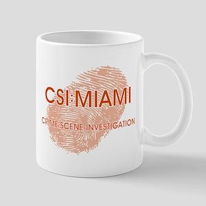 CSI:MIAMI Mug