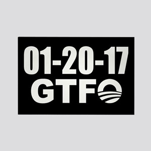 Obama's Last Day - GTFO Magnets