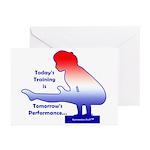 Gymnastics Cards (10) - Training
