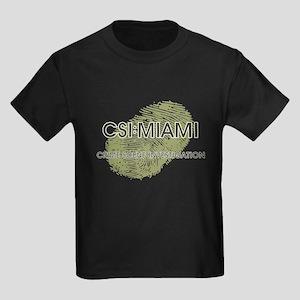 CSI:MIAMI Kids Dark T-Shirt