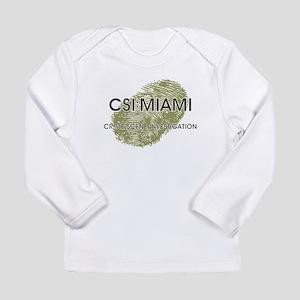 CSI:MIAMI Long Sleeve Infant T-Shirt
