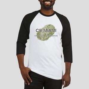 CSI:MIAMI Baseball Jersey