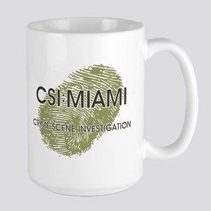 CSI:MIAMI Large Mug