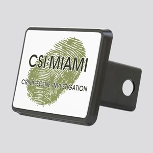 CSI:MIAMI Rectangular Hitch Cover