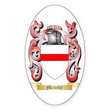Melville Sticker (Oval)