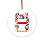 Melville Round Ornament