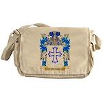 Melton Messenger Bag