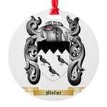 Mellor Round Ornament