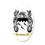Mellor 35x21 Oval Wall Decal