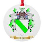 Mellon Round Ornament