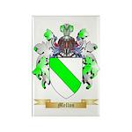 Mellon Rectangle Magnet (100 pack)