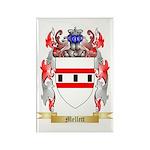 Mellett Rectangle Magnet (10 pack)