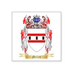 Mellett Square Sticker 3