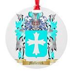 Mellerick Round Ornament