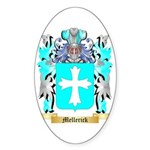 Mellerick Sticker (Oval 10 pk)
