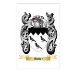 Meller Postcards (Package of 8)