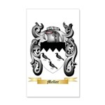Meller 35x21 Wall Decal