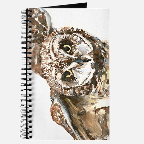 Pueo Hawaiian Owl Journal
